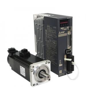 三菱伺服电机套装HG-KN43J-S100+MR-JE-40A 100A 70A 10A 23/102J/73J