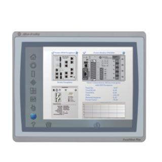 罗克韦尔 2711P PanelView™ Plus 7 图形终端