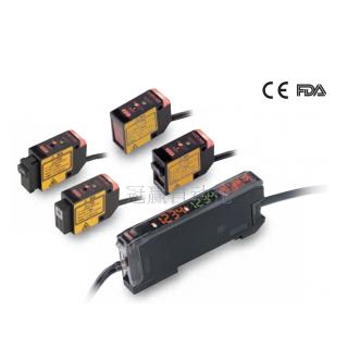 欧姆龙E3C-LDA分离光电传感器