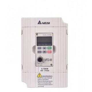 台达变频器VFD-M系列 超低噪音迷你型