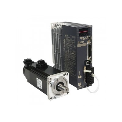 三菱伺服驱动器电机 MR-J4-60A/MR-J4-60B+HG-SR52J/HG-SR52BJ